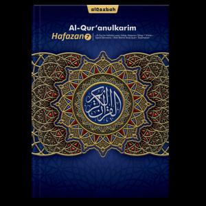 AlQuran Hafazan 7 Biru B6