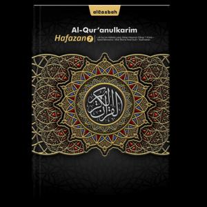 AlQuran Hafazan 7 Hitam A5