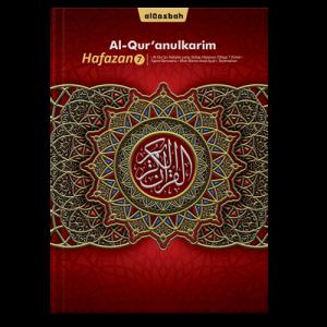 AlQuran Hafazan 7 Merah B6