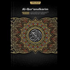 AlQuran Hafazan Perkata Hitam A5