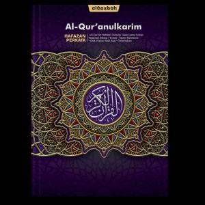 AlQuran Hafazan Perkata Ungu A5